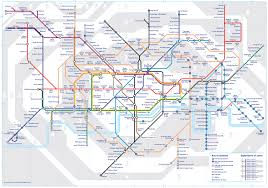 London Metro Map by ᐅᐅ London Underground Map London Tube Map ᐅ Neu