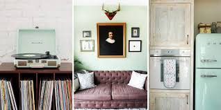 best mint green color home decor how to decorate with mint green