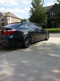 slammed lexus ls460 the ls460 vossen wheels owners thread page 20 clublexus