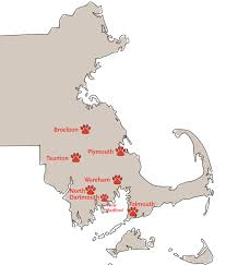 Map Of South Shore Boston by Affordable Spay Neuter On The Spay Waggin U0027