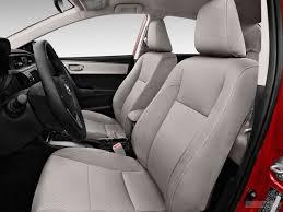toyota corolla seats 2016 toyota corolla interior u s report
