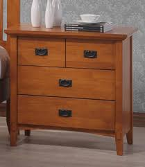 Mission Style Nightstand Amesbury Mission Nightstand