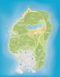 Gta 5 Map Los Santos Customs De Gta V Gta Légende