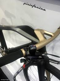 Wildfire Designs Bicycles by The Pininfarina E Voluzione Is The Brand U0027s First Electric Bike