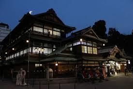 best onsen resort towns in japan