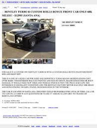 bentley turbo r for sale for 12 995 that u0027s how this bentley rolls