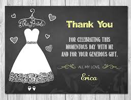 bridal shower thank you notes 17 bridal shower thank you cards free printable psd eps format