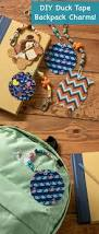 duck tape craft make backpack charms duck tape patterns and
