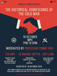 tembusu forum the historical significance of the cold war