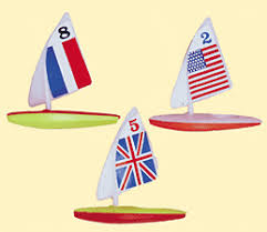 sailboat cake topper cake toppers justcaketoppers