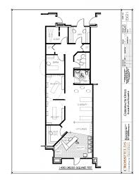 office floor plan examples