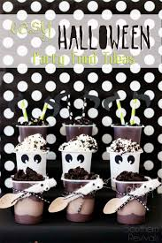 easy halloween party food ideas southern revivals
