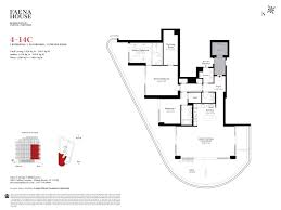 Nu River Landing Floor Plans Faena House I Adore Miami