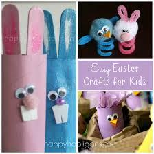 10 easy easter crafts for kids happy hooligans
