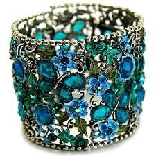 silver rhinestone bracelet images 38 best rhinestone bracelets images charm bracelets jpg
