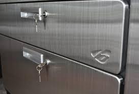 Metal Drawer Cabinets Hercke Stainless Steel Cabinets Hercke Steel Powder Coated S73