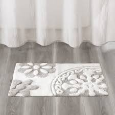 Grey Bathroom Rugs Grey Bath Rugs Bath Mats For Less Overstock