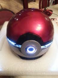 pokeball engagement ring engagement box completed
