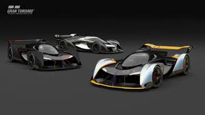 mclaren hypercar ultimate vision gran turismo hypercar of the future