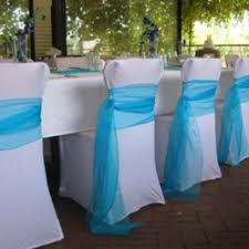 turquoise chair sashes 20 best sashes images on chair sashes wedding chairs