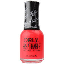 orly breathable treatment u0026 colour beauty essential 18ml or916