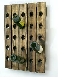 Pottery Barn Wine Rack Wall Wine Rack Leaning Shelf With Wine Rack French Riddling Rack Wine