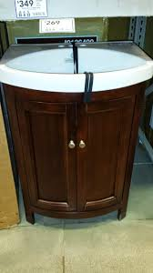 condo blues the bathroom vanity hunt begins maybe
