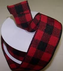 and black plaid ribbon buffalo plaid ribbon for gifts etc bcf design inspiration