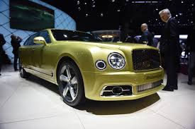 bentley mulsanne ti geneva 2016 new bentley mulsanne gtspirit