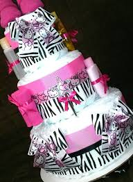 hello kitty diaper cake baby shower centerpiece or baby