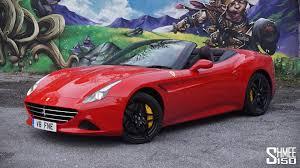 Ferrari California Evo - mountain roads in the ferrari california t youtube