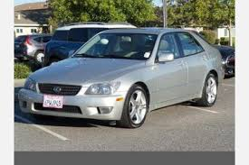 lexus of fremont used lexus is 300 for sale in fremont ca edmunds