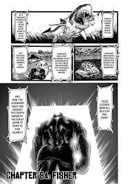 one vol 84 kengan asura vol 11 ch 84 1 edition 1 page all