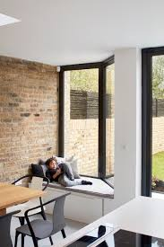 London Home Interiors Scenario Architects Design Their Own Home In London