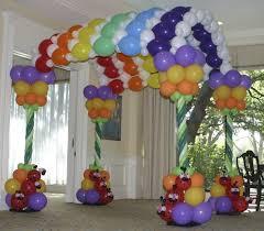 121 best balloon tunnels images on pinterest balloon arch