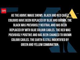what colour is live wire uk youtube