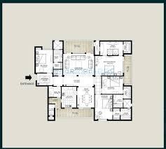 4 bhk 3800 sq ft apartmenttypical floor for sale in emaar mgf