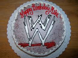 wwe cakes u2013 decoration ideas little birthday cakes
