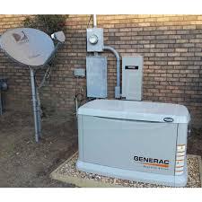 generac guardian 6244 20kw aluminum standby generator system