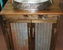 rustic bathroom cabinets vanities rustic bathroom vanity vanities etsy onsingularity com