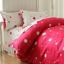 Polka Dot Bed Set Polka Dot Bed Set Plush Cotton