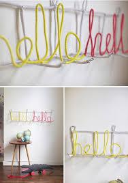 19 easy diy coat rack design ideas