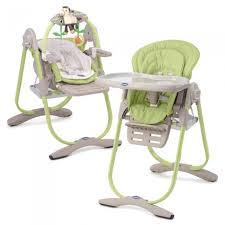 Chicco Polly Magic High Chair стульчик для кормления Chicco Polly Magic High Chair Wasabi