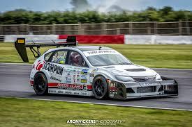 fastest subaru time attack round 3 u2013 snetterton 05 07 2014 aron vickers
