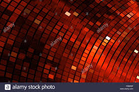 abstract mosaic background bright red disco mosaic fractal art