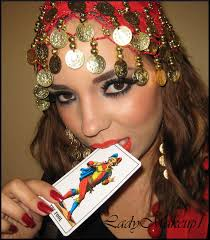 gypsy makeup maquillaje de gitana dreams colors and glitter