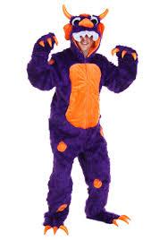 monster costume halloween morris the monster costume