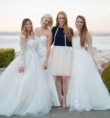 chagne wedding dress anomalie custom wedding dresses