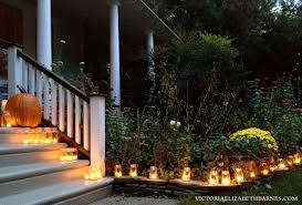 How To Decorate Home For Halloween Our Victorian Front Porch Decorated For Halloween Diy Chandelier