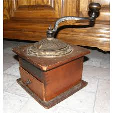 Old Fashioned Coffee Grinder Antique Arcade Imperial Working Coffee Grinder
